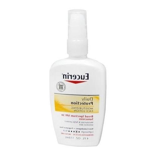 daily protection face lotion moisturizing spf 30