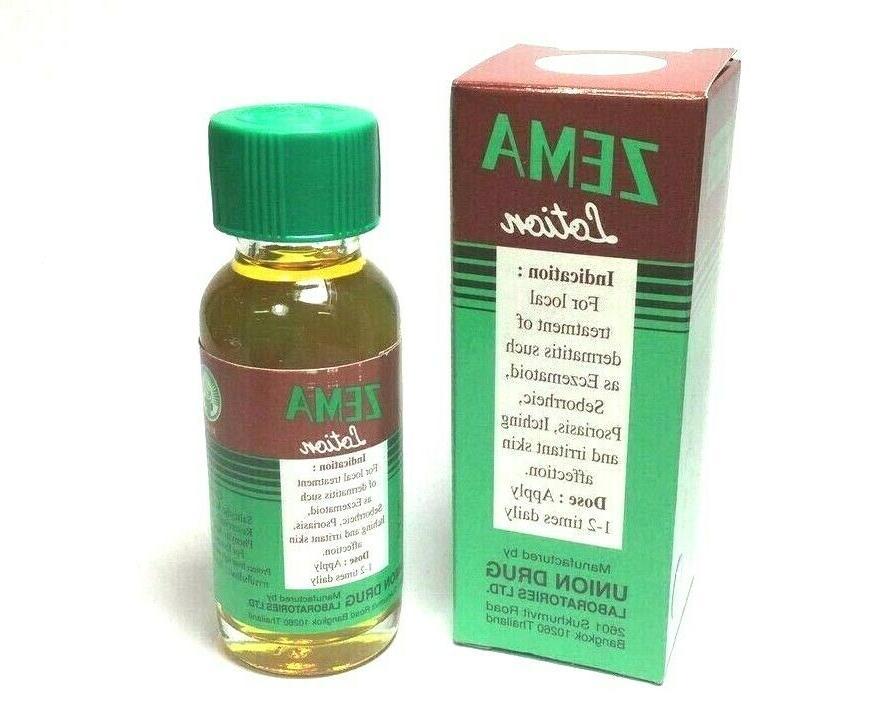 ZEMA LOTION DERMATITIS ECZEMATOID PSORIASIS ECZEMA TREATMENT