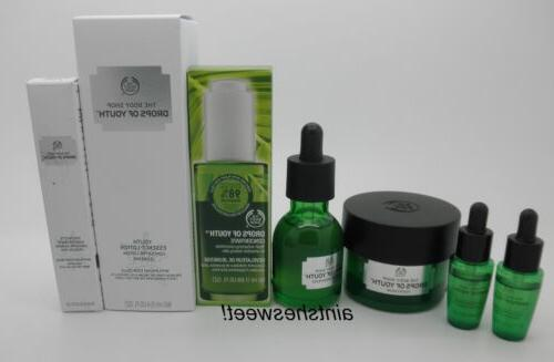 THE BODY SHOP Drops of Youth- Choose Your Favorite Product -