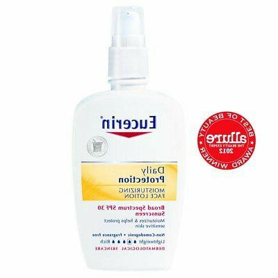 Eucerin Lotion SPF - Moisturizes and