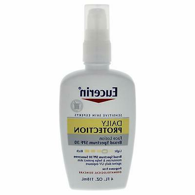 Eucerin Protection Face SPF 30 and