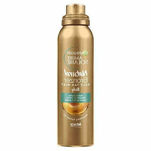 Garnier Ambre Solaire Bronzer Self-Tanning Lotion Assorted S