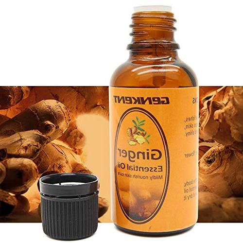 Ginger with - Vegan Pain & Anti-Aging Supplement,Better Absorption 100% GENKENT