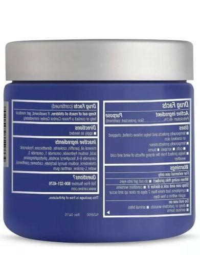Cerave Healing Ointment 12 Oz With Petrolatum Ceramides For Protecting