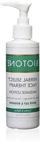 Biotone Herbal Select Massage Products Face Therapy Lotion,