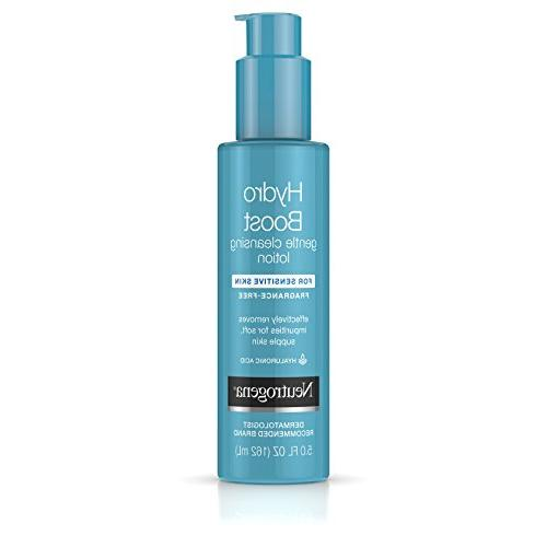 hydro boost gentle cleansing hydrating