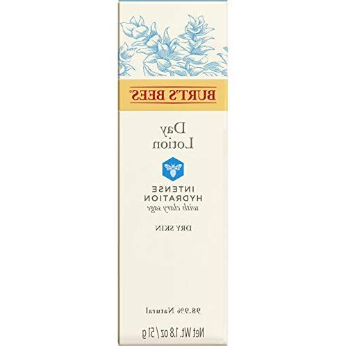 Burt's Bees Intense Day Lotion Clary Sage, / 50