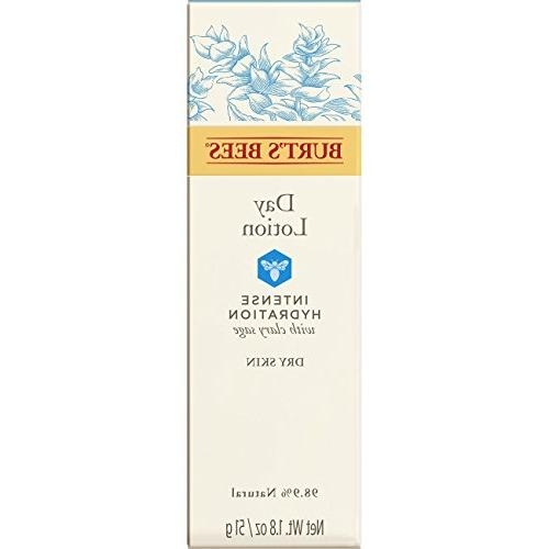 Burt's Bees Hydration Day Lotion Clary Sage, 1.8 50 Grams