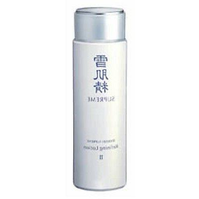 Made in JAPAN KOSE SEKKISEI SUPREME Face Lotion II 230ml / T