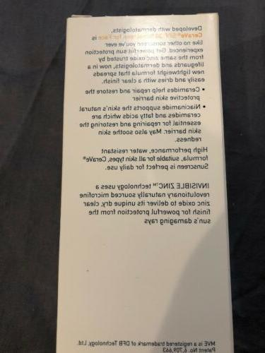 Lot Face Lotion SPF Oxide