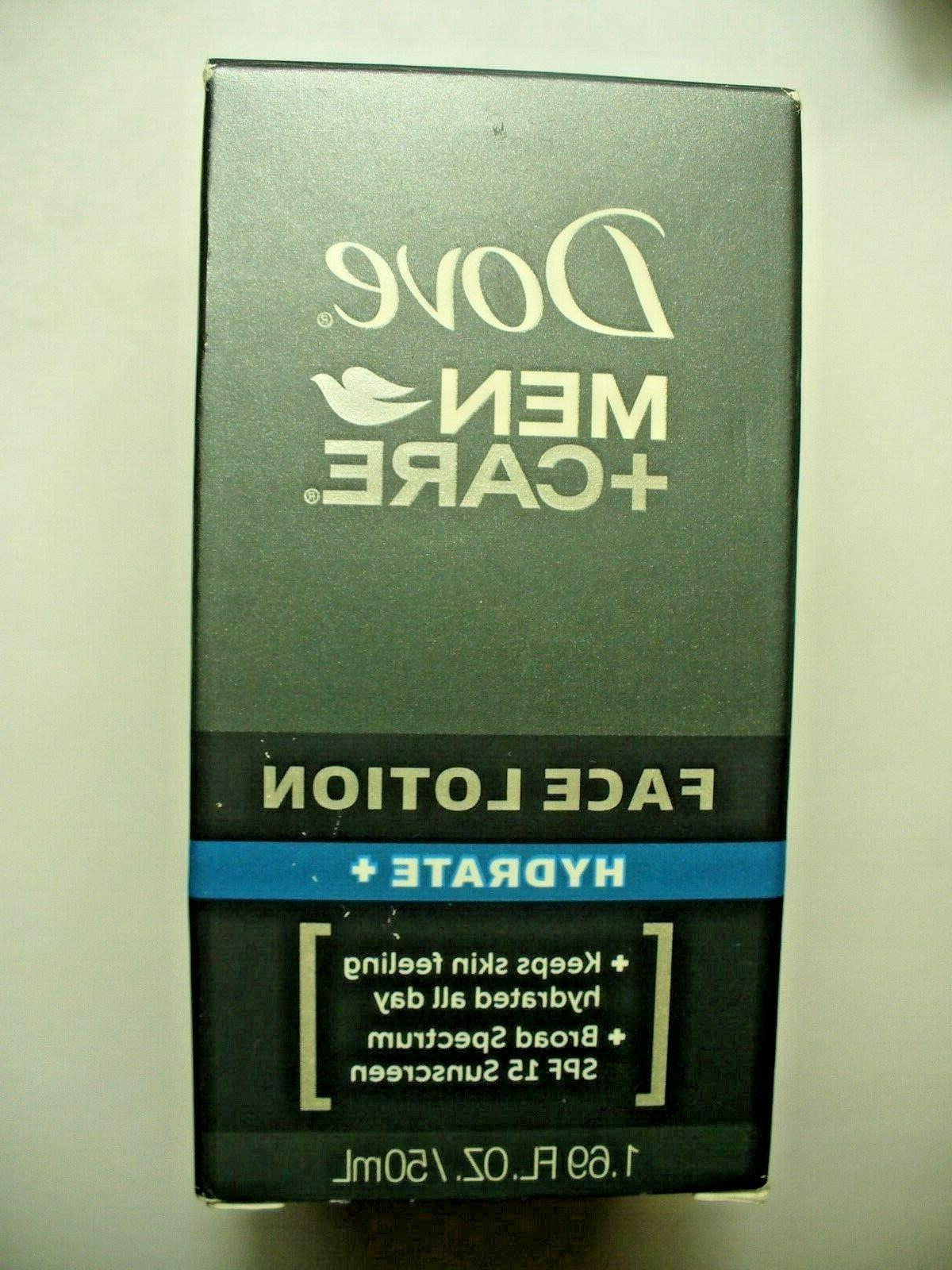 men care face lotion expired hydrate nib