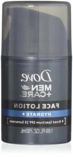 Dove Men + Care Face Lotion Hydrate + 1.69 OZ - Buy Packs an