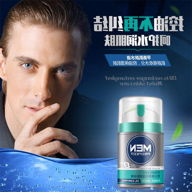 Men Deep Oil-control <font><b>Face</b></font> Cream Whitening Day
