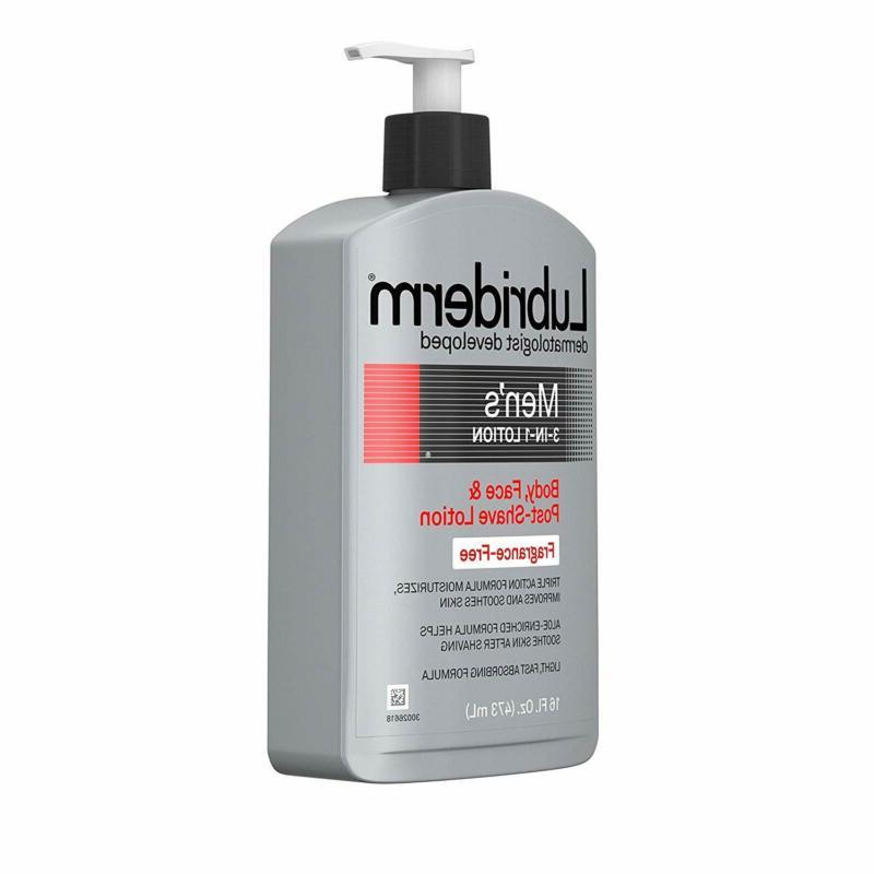 Lubriderm 3-In-1 Lotion 16