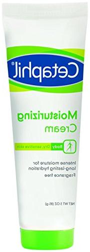 Cetaphil Moisturizing Cream - 3 oz - 2 pk