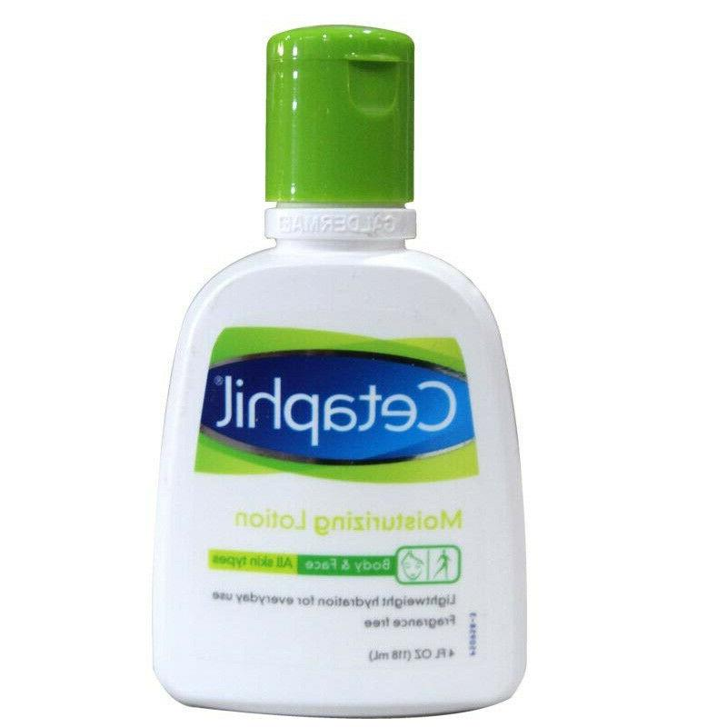 moisturizing body and face lightweight fragrance free