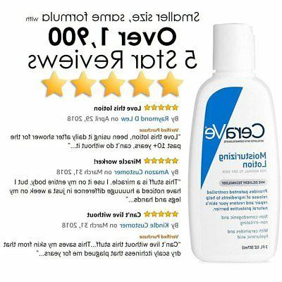 CeraVe oz Size and Body Dry Skin
