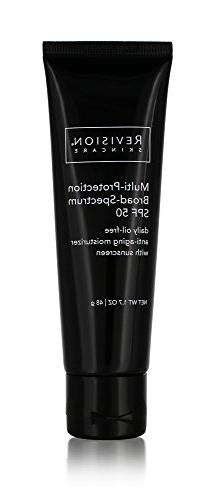 Revision Skincare Multi-Protection Broad-Spectrum SPF 50, 1.