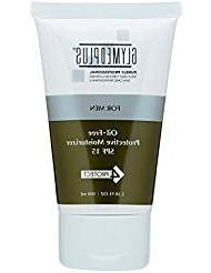 Glymed Plus for Men Oil-Free Protective Moisturizer SPF 15