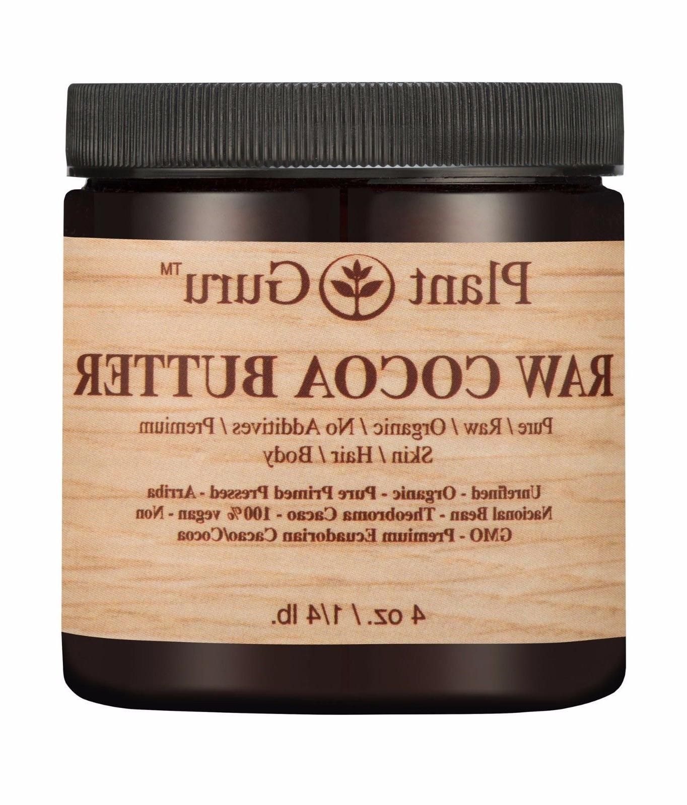 Organic Butter 100% Pure Raw For Hair