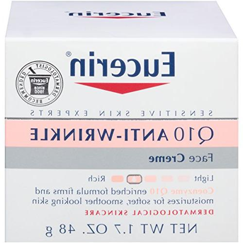 Eucerin Q10 Anti-Wrinkle Sensitive