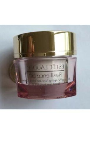 resilience lift firming sculpting face and neck
