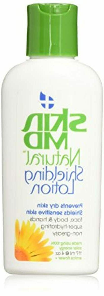 Skin MD Natural Shielding Lotion, 4 Oz