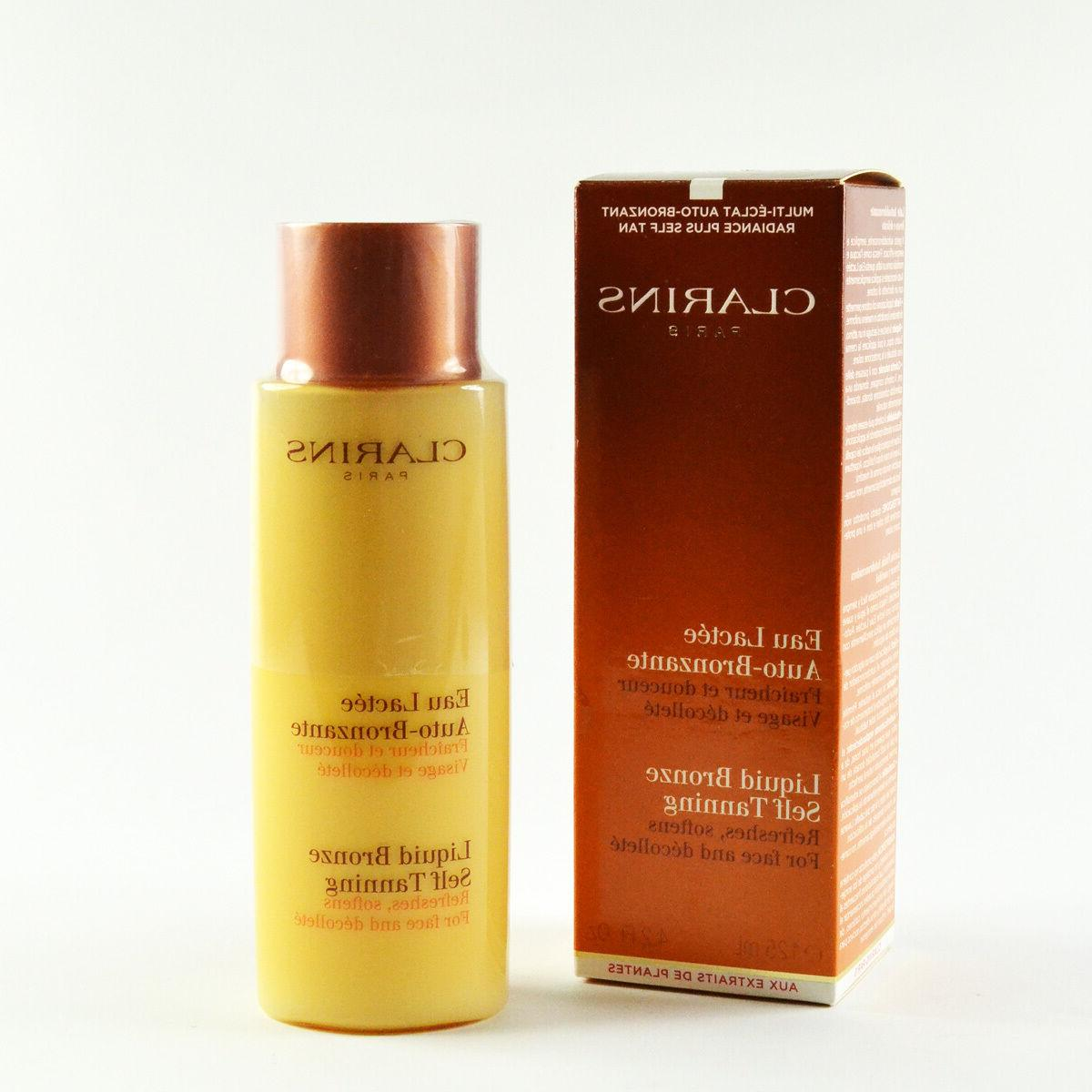 sun liquid bronze self tanning