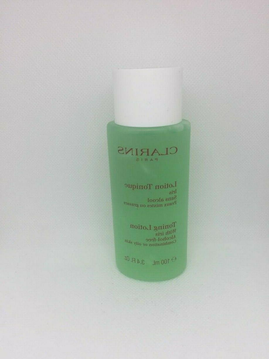 toniing lotion with iris alcohol free 3