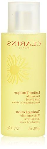 Clarins Toning Lotion with Chamomile Dry-Normal Skin, 13.5 O