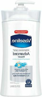 Vaseline Intensive Care Advanced Repair Unscented Healing Mo