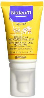 Mustela Very High Protection SPF 50+ Sun Lotion for the Face