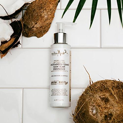 Shea Coconut Oil   Daily Lotion Daily Hydration Cleanser 4