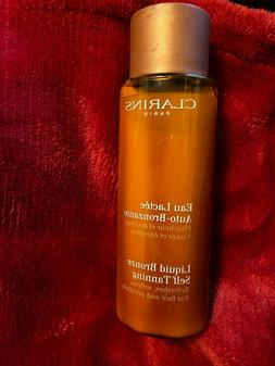 Clarins Liquid Bronze Self Tanning 125ml - READ
