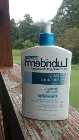 Lubriderm Lotions, Sensitive Normal to Dry Skin, 16 Ounce Fr
