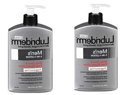 Lubriderm Lubriderm Men's 3in1 Lotion, Body, Face and Postsh