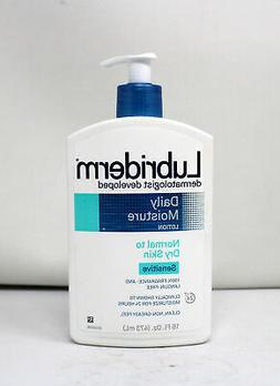 Lubriderm Daily Moisture Lotion Normal To Dry Skin Sensitive