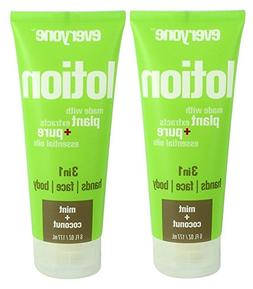 Everyone 3-in-1 Mint and Coconut Lotion  Nourishing Moisture