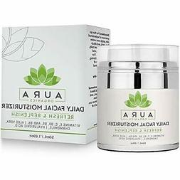 Moisturizer for Face - Face Lotion & Cream by Aura Organics