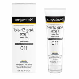 Neutrogena Age Shield Face Lotion Sunscreen with Broad Spect