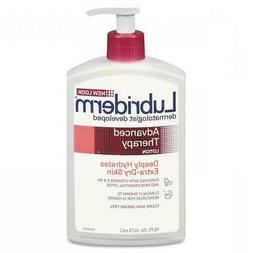 NEW!!! Lubriderm Advanced Therapy Hand and Body Moisturizer,