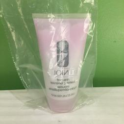 NEW CLINIQUE RINSE OFF FOAMING CLEANSER MOUSSE 5 OZ FULL SIZ