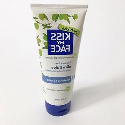 Kiss My Face Olive And Aloe Moisturizer Lotion Discontinued