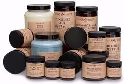 premium organic butters 100 percent pure raw
