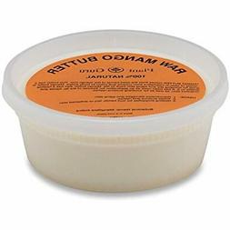Raw Body Butter Mango 8 Oz 100% Pure Natural For Skin, Face,