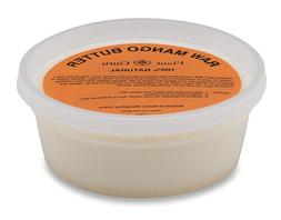 Raw Mango Butter 8 oz 100% Pure Natural For Skin, Face, Hair