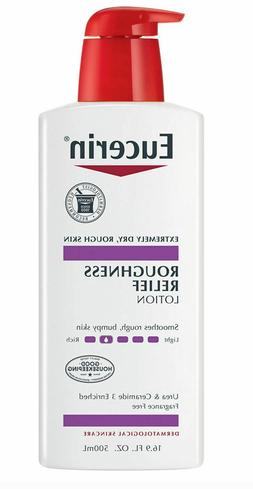 Eucerin Roughness Relief Lotion, 16.9 Fluid Ounce