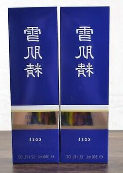 KOSE Sekkisei Moisturizing Liquid Lotion 12.1 oz. 360 ml. Se