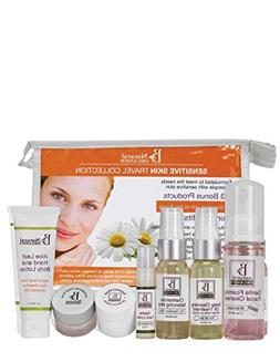 Be Natural Organics Sensitive Skin Travel Collection