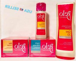 Set BELO Essentials Day Night Therapy Whitening Vitamin Face